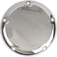 Chrome Dished Derby Cover - TSC-3013-3