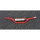 Red  7/8 in. Carbon Fiber Handlebar - 0601-4991