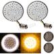 Front Bullet Style Halomaker 1157 LED Turn Signals - HW307001