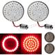 Rear Bullet Style Halomaker 1157 LED Turn Signals - HW307002
