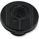 Chrome Scallop Fuel Cap  - 0210-2055SCASMB