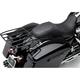 Gloss Black Big Ass Detachable Flat Rack - 602-2800B