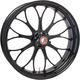 Black Front Revolution 21x3.5 Wheel - 12047106RVNJAPB