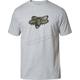 Light Heather Gray Predator SS T-Shirt