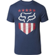 Light Indigo Freedom Shield SS T-Shirt