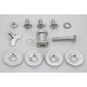 Cadmium Tool Box Mounting Kit - 2002-13