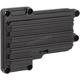 Black 10 Gauge Transmission Side Cover - 03-854