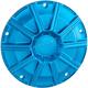 Blue 10 Gauge Ness Tech Derby Cover - 700-003