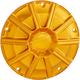 Gold 10 Gauge Ness Tech Derby Cover - 700-004