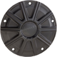 Black 10 Gauge Ness Tech Derby Cover - 700-016