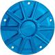 Blue 10 Gauge Ness Tech Derby Cover - 700-019