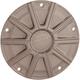 Titanium 10 Gauge Ness Tech Derby Cover - 700-023