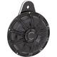 Black Billet Horn Kit - 70-266