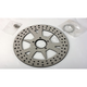 Front/Rear 11.5 in. Polished Stainless Spike Brake Rotor - 23-1527
