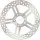 One Piece Front Brake Rotor - 0131-1584