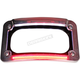 Chrome LED License Plate Frame - CD-LP-IND-C