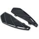 Black Phantom Drivers Floorboards - 5793