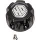 Black HD10 Center Cap - CAPHD10110-GB