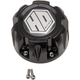 Black  HD10 Center Cap - CAPHD10110-MB