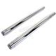 Chrome 41mm Fork Tubes - 45930-86