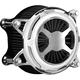 Chrome V02 X Air Cleaner Kit - 72041
