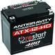 Heavy Duty Re-Start AG-ATX12-HD-RS Lithium Battery - AG-ATX12-HD-RS