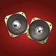 4 in. Replacement Speakers - 2-169C