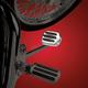 Comfort Brake Pedal Cover - 53-147