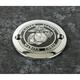 Chrome Marine Seal Timing Cover - MAR05-63