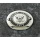 Chrome Navy Timing Cover - NAV15-63