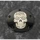 Black Sugar Skull Timing Cover - SSKUL-04BG