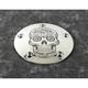 Chrome Sugar Skull Timing Cover - SSKUL-04