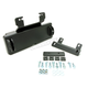 RM5 Front Plow Mount Plate Kit - 4501-0886