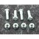 Front/Rear Wheel Stud & Nut Kit - 0213-0841