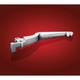 Chrome Smooth Clutch Lever - 18-202