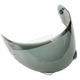 Dark Smoke HJ-33 Anti-Fog Shield w/Pinlock Insert Pins for i90 Helmets - 1612-215