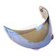 Blue Mirror HJ-33 Anti-Fog Shield w/Pinlock Insert Pins for i90 Helmets - 1612-222