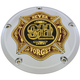Chrome 911 Never Forget Low Profile Derby Cover - 911-13-46