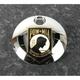 Chrome POW-MIA Fuel Door Cover w/Gold Accent - POW05-13