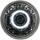 Chrome Projector Halo Headlight - T70800E