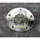 Chrome Grip Reaper Timing Cover - SKUL18-04