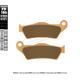 HH Sintered Brake Pads - FD186G1371
