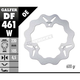 Rear Solid Mount Wave Rotor - DF461W