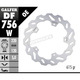 Rear Solid Mount Wave Rotor - DF756W