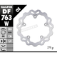 Rear Solid Mount Wave Rotor - DF763W