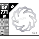 Rear Solid Mount Wave Rotor - DF771W