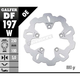 Rear Solid Mount Wave Rotor - DF197W