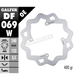 Rear Solid Mount Wave Rotor - DF069W