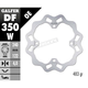 Rear Solid Mount Wave Rotor - DF350W