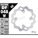Rear Solid Mount Wave Rotor - DF048W